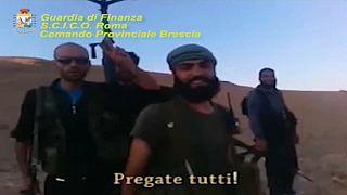 Антитеррористическая операция в Италии
