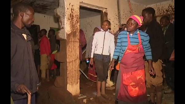 Kenya'da felaket: Aşırı yağış can aldı