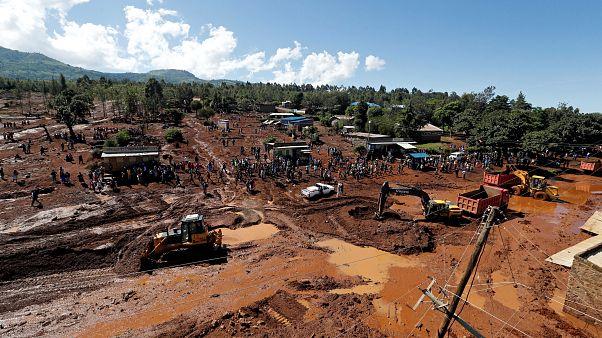 Rutura numa barragem faz cerca de 30 mortos no Quénia