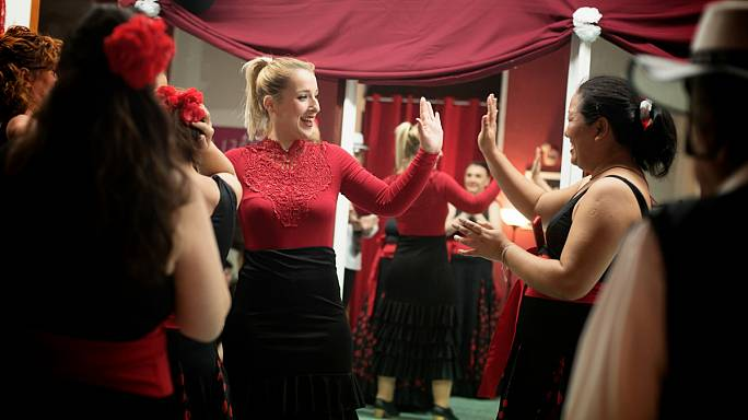 Flamenco as therapy