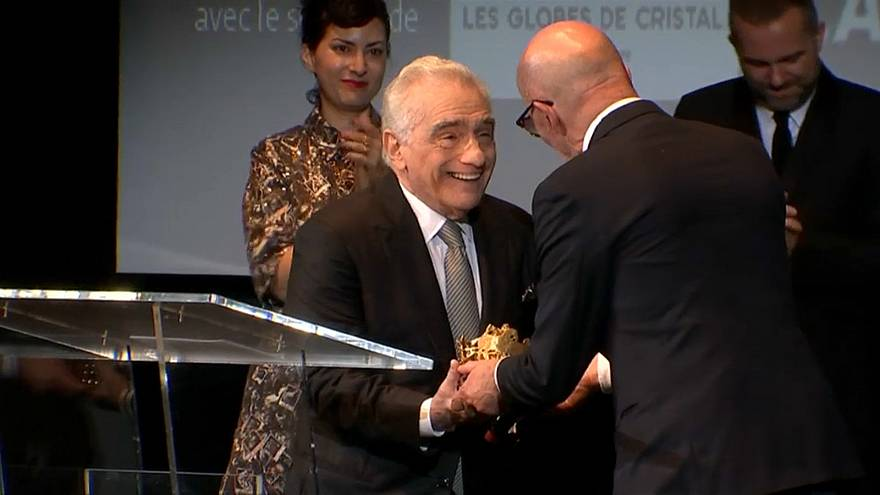 Cannes honours Scorsese as festival rewards contribution to cinema