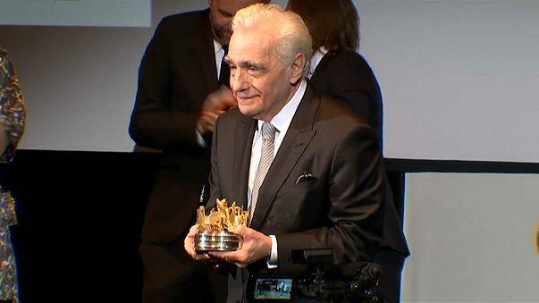Martin Scorsese distinguido com Carruagem de Ouro
