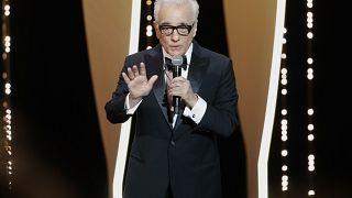 Scorsese eröffnete auch die 71. Filmfestspiele von Cannes