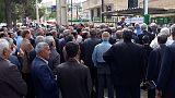 تجمع اعتراضی معلمان در تهران به خشونت کشیده شد