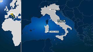 Anti-terror raid in Italy
