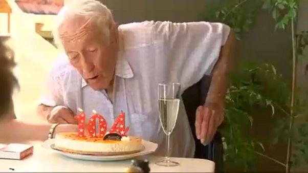 A halálba segítették a 104 éves David Goodallt