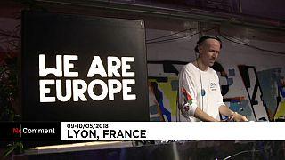 Fransa'nın Lyon şehrinden bir müzik festivali: Nuits Sonores