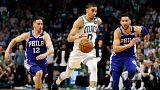 Celtics marcam encontro com LeBron James
