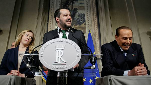 احزاب راست افراطی و پوپولیست ایتالیا یک گام به تشکیل دولت نزدیک شدند