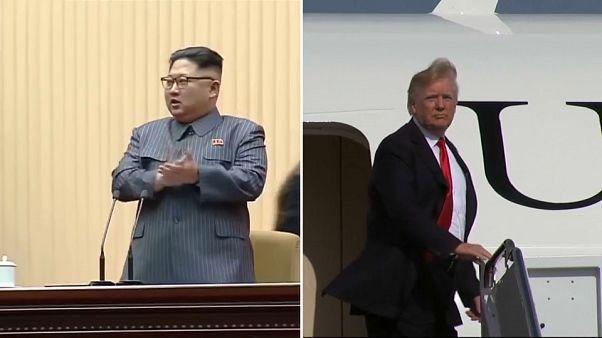 Donald Trump e Kim Jong-un si incontreranno il 12 giugno a Singapore