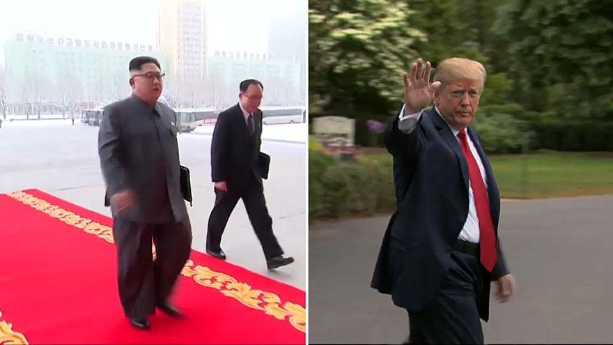 Trump trifft Kim am 12. Juni