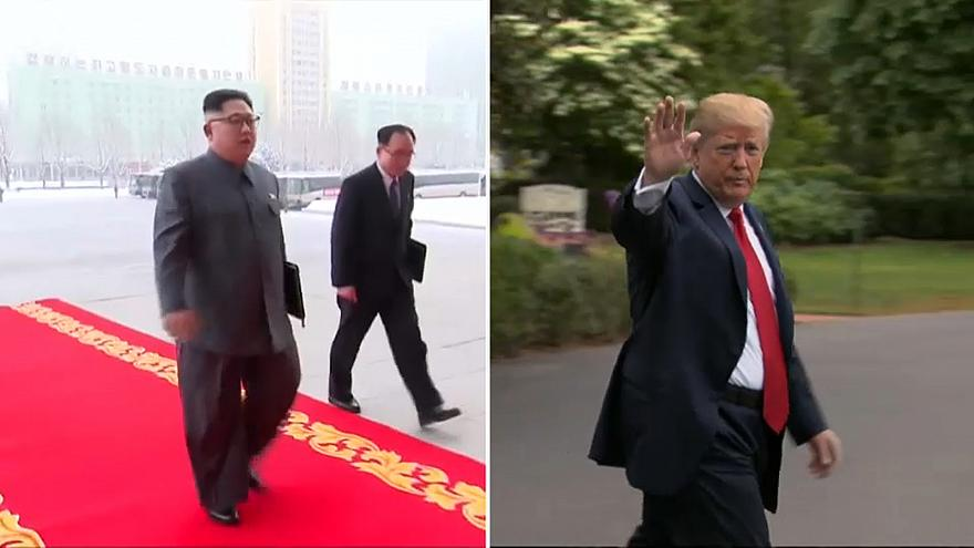 Donald Trump anuncia data e local de encontro com Kim Jong-un
