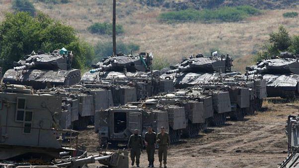 المرصد السوري لحقوق الإنسان : 23 قتيلاً حصيلة الضربات الإسرائيلية على سوريا