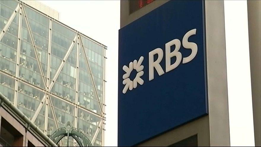 Royal Bank of Scotland ABD'de 4.9 milyar dolar ceza ödeyecek