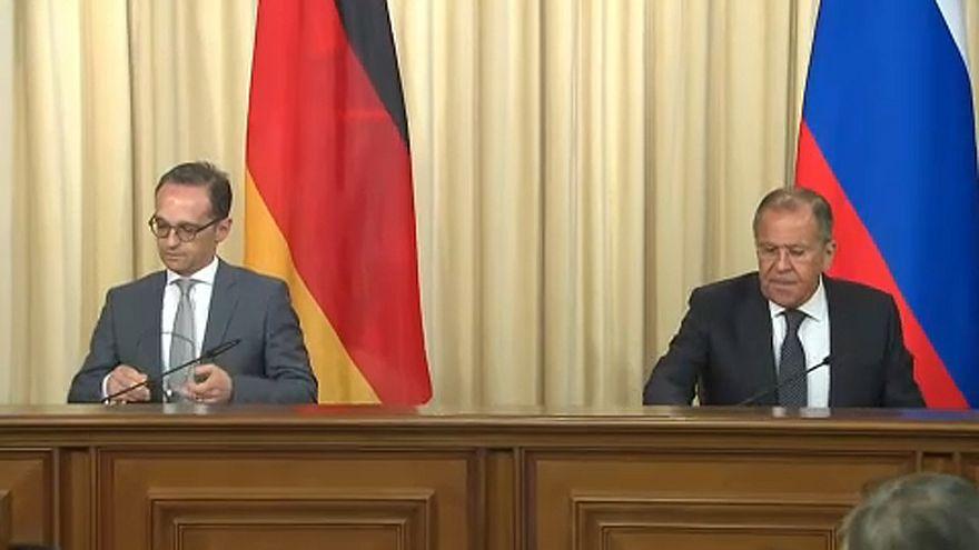 """Lavrov és Maas: """"az atomalku létfontosságú"""""""