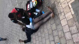 Нападение на мечеть в ЮАР