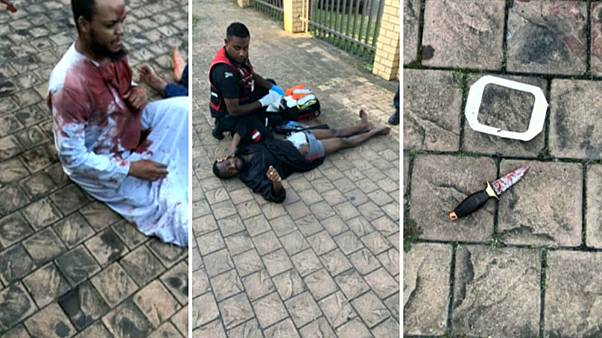 One dead, two seriously injured in mosque attack in South Africa