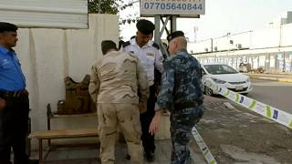 Security forces vote in Iraq elections