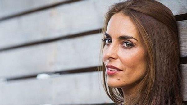 'Women support women!'  Eurovision presenter Catarina Furtado on her team