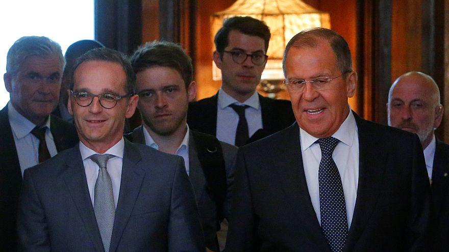 Rusya ve Almanya, İran nükleer anlaşmasını devam ettirmekte kararlı