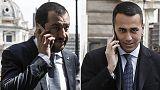 """Salvini-Di Maio: """"Fatti passi avanti"""""""
