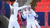 راهیابی فوتسالیست های زن ایرانی به فینال قهرمانی آسیا