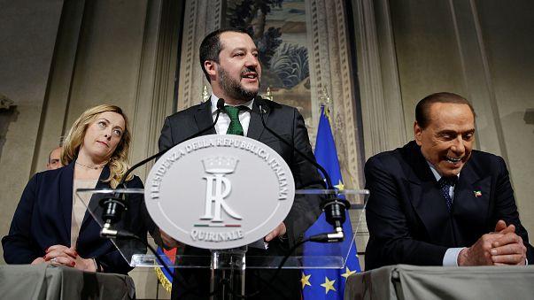 Salvini pede mais tempo ao presidente italiano