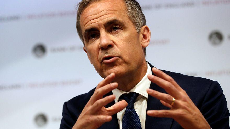 İngiltere Merkez Bankası: Brexit, tahminleri bulanıklaştırıyor