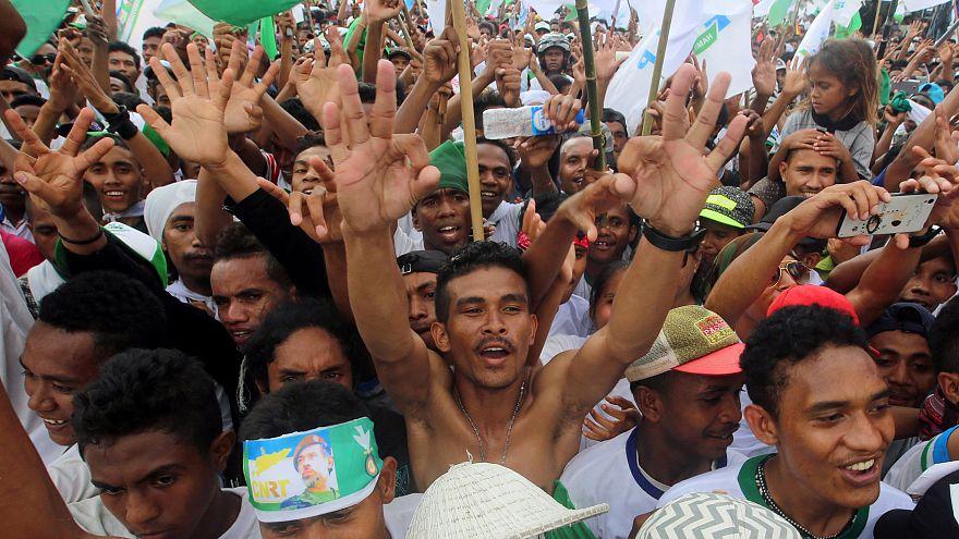 Timorenses vão a votos no sábado entre trocas de acusações