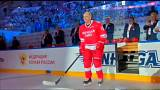 Putin improves hockey stats with goal on ice