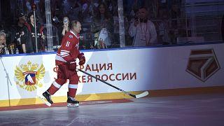 Χόκεϊ με τον... Πούτιν