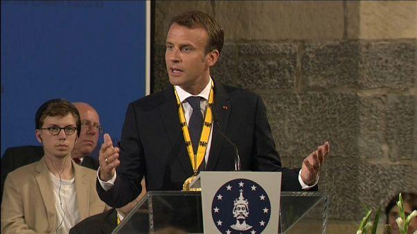 Macron defiende el multilateralismo