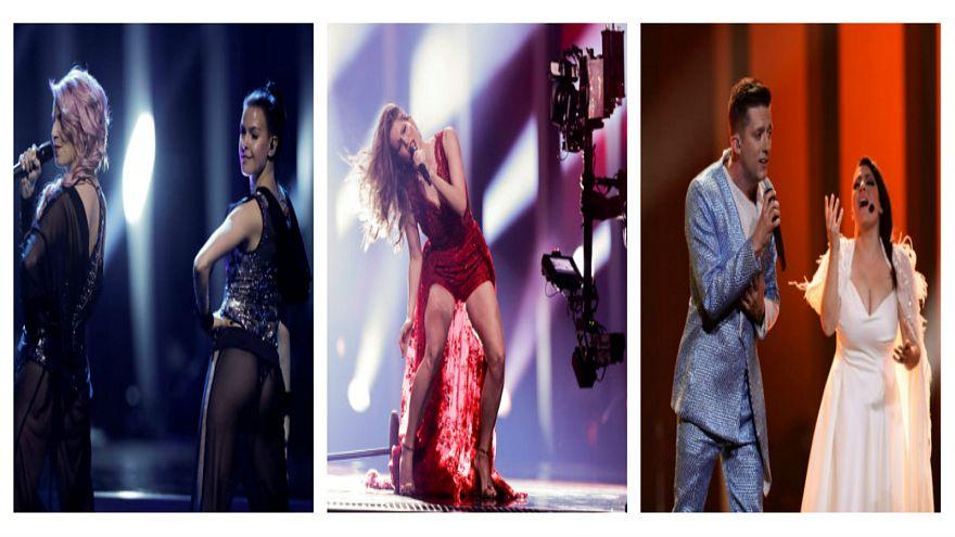 يوروفيجن 2018: عشرون متسابقا في الحفل النهائي للمسابقة الغنائية الأوروبية
