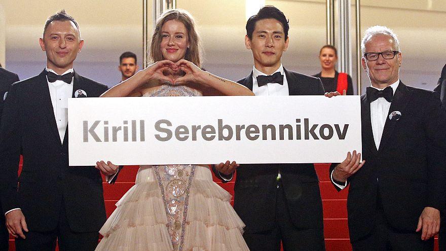 Serebrennikov : ovation pour un absent à Cannes