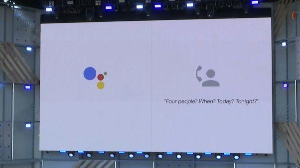 Новый голосовой помощник Google