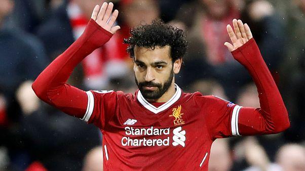 محمد صلاح يفوز بجائزة أفضل لاعب لنادي ليفربول للموسم الحالي