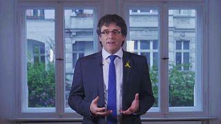Visszalépett Carles Puigdemont