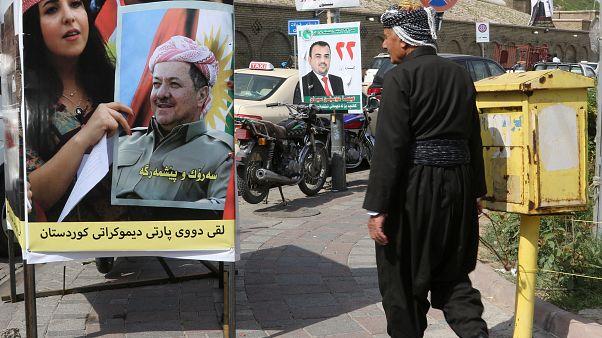 أكراد العراق يصوتون في الانتخابات بعد محاولة فاشلة للاستقلال