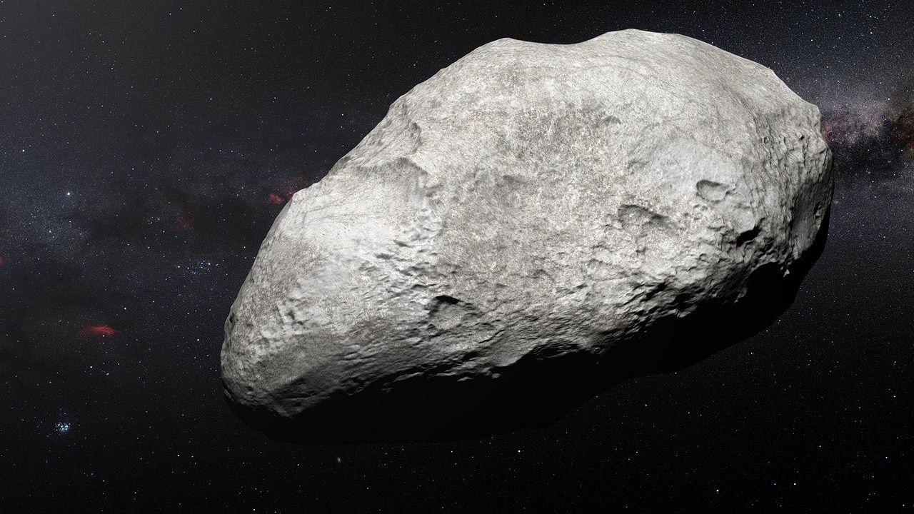 Ανακαλύφθηκε ο πρώτος «εξόριστος» αστεροειδής
