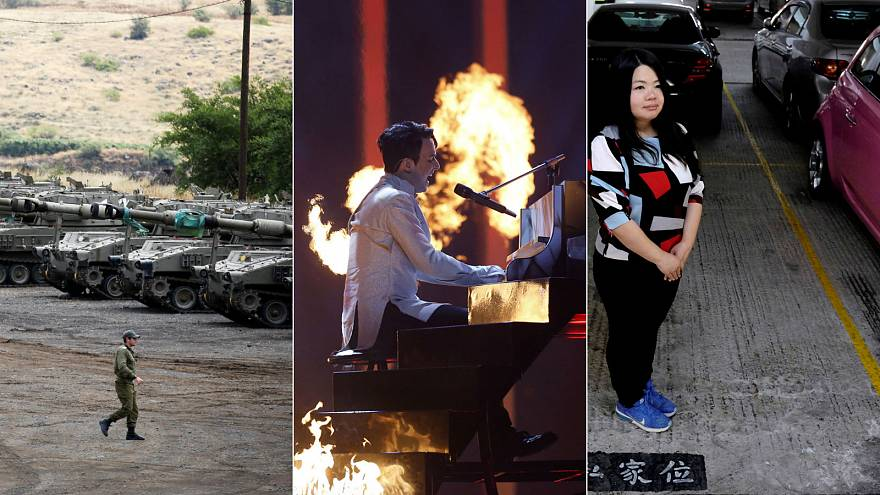 Israel and Iran, Eurovision and expensive parking