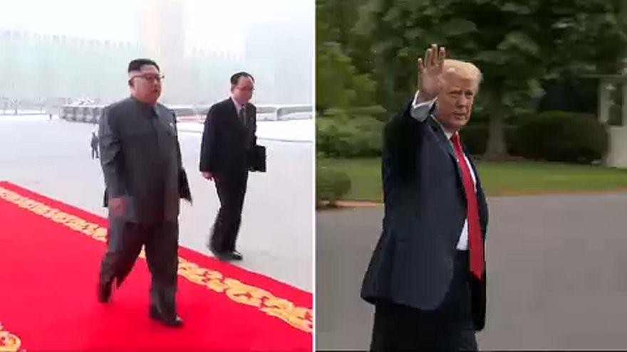 Trump és Kim: ellenségekből barátok?