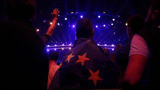 Febre da Eurovisão espalha-se por Lisboa