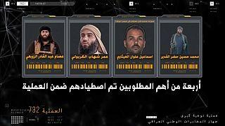 Irak, Türkiye'de yakalanan IŞİD üyesiyle örgüte büyük darbe vurdu