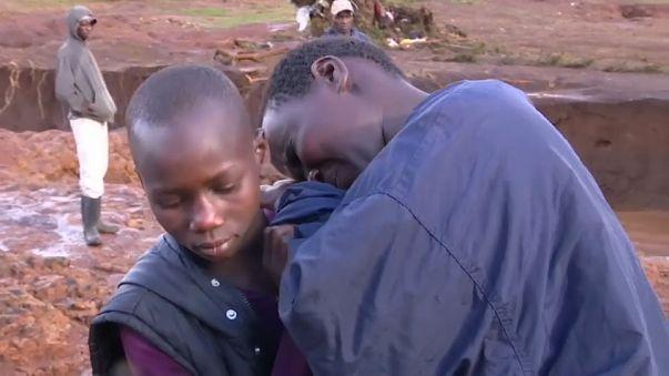 Deux villages engloutis au Kenya, plus de 47 morts et autant de disparus