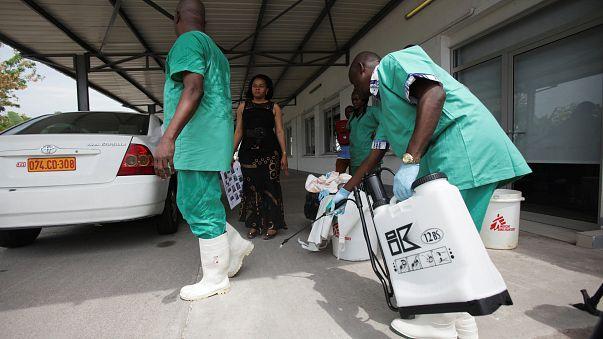 Новая вспышка Эболы в Центральной Африке