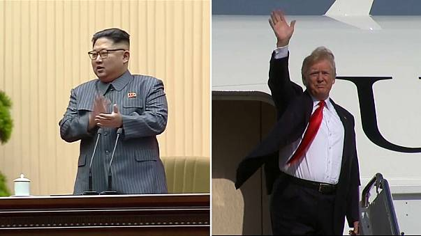 Un mes hasta la cumbre histórica Trump-Kim en Singapur