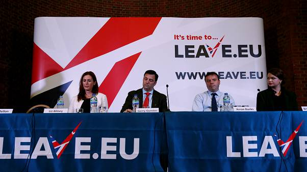 A Leave.EU event