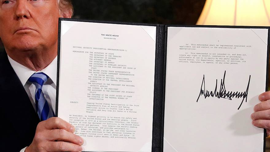 ABD'den İran'a yeni yaptırımlar