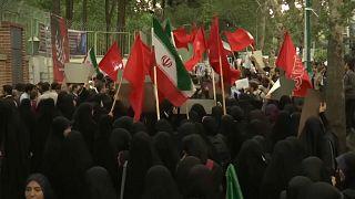 Weitere US-Sanktionen gegen Iran