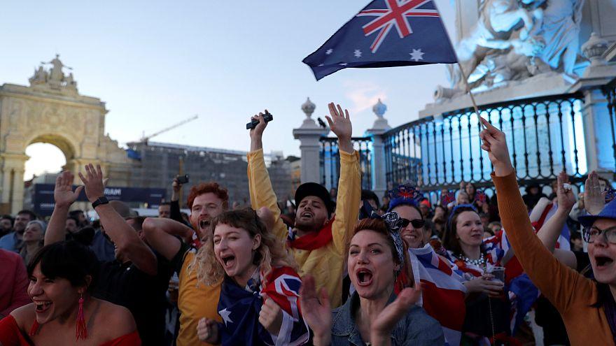 Veille de finale de l'Eurovision : Lisbonne en effervescence